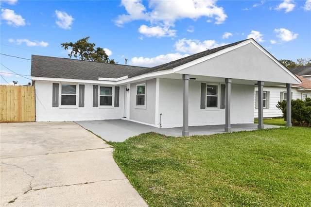 108 Julia Drive, Avondale, LA 70094 (MLS #2294652) :: Keaty Real Estate