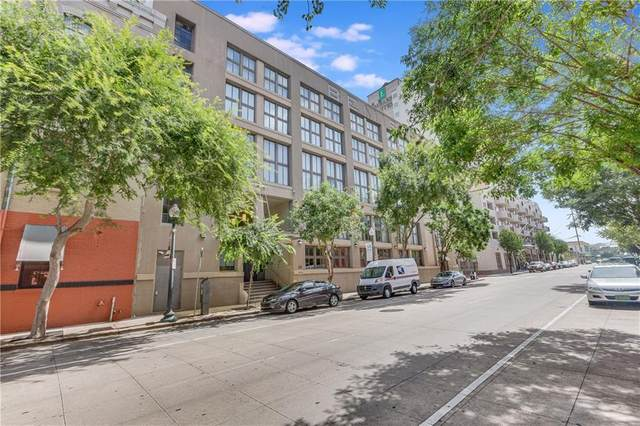 333 Julia Street #411, New Orleans, LA 70130 (MLS #2294659) :: Nola Northshore Real Estate