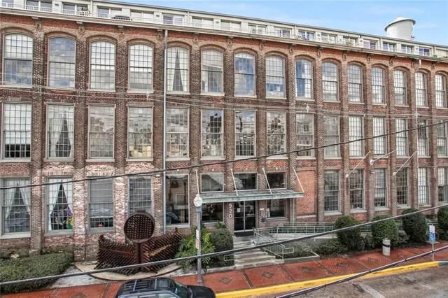 920 Poeyfarre Street #179, New Orleans, LA 70130 (MLS #2294683) :: Reese & Co. Real Estate