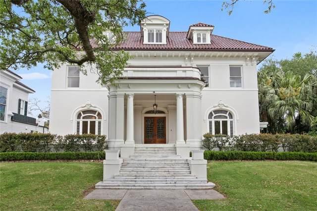 18 Audubon Place, New Orleans, LA 70118 (MLS #2294697) :: Nola Northshore Real Estate
