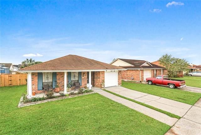 2105 Stall Drive, Harvey, LA 70058 (MLS #2294715) :: Turner Real Estate Group