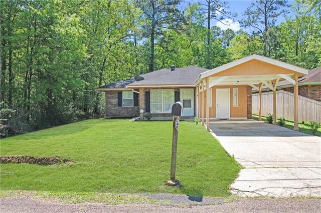 125 Caroline Drive, Hammond, LA 70401 (MLS #2294754) :: Nola Northshore Real Estate