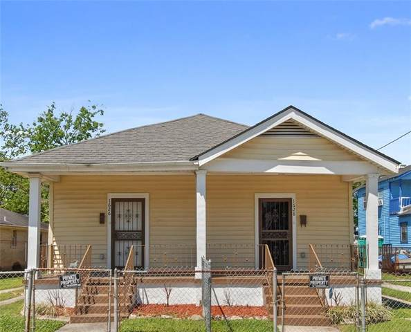 1626-28 France Street, New Orleans, LA 70117 (MLS #2294767) :: The Sibley Group
