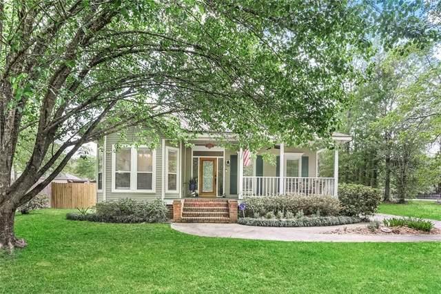 22016 Leonard Street, Abita Springs, LA 70420 (MLS #2294777) :: Turner Real Estate Group