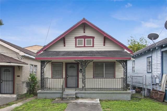 511 Newton Street, New Orleans, LA 70114 (MLS #2294780) :: Nola Northshore Real Estate