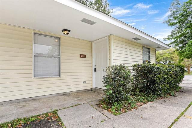 100 Village Drive #100, Slidell, LA 70461 (MLS #2294791) :: The Sibley Group