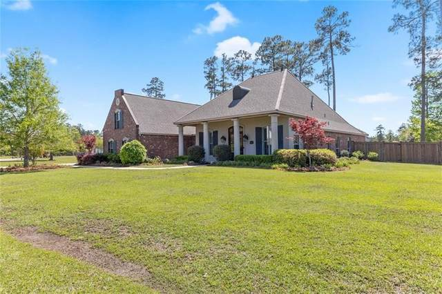 300 Seminole Circle, Madisonville, LA 70447 (MLS #2294800) :: Reese & Co. Real Estate