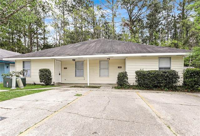102 Village Drive #102, Slidell, LA 70461 (MLS #2294809) :: The Sibley Group