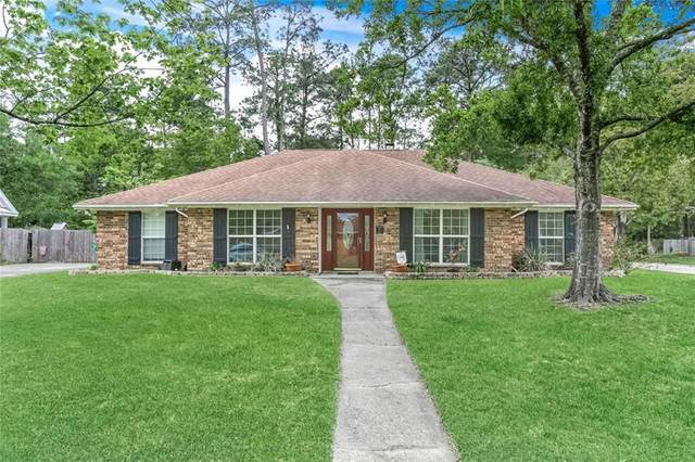 90 Grafton Drive, Slidell, LA 70458 (MLS #2294833) :: Top Agent Realty