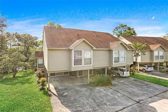 32 E Chamale Cove #32, Slidell, LA 70460 (MLS #2294850) :: Amanda Miller Realty