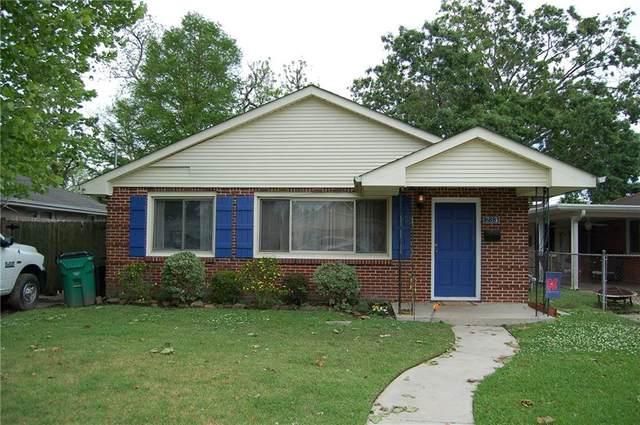 233 Arnold Avenue, River Ridge, LA 70123 (MLS #2294880) :: Nola Northshore Real Estate