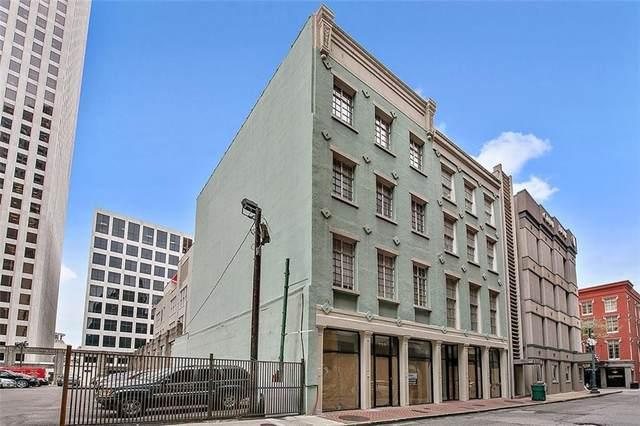 734 Union Street #101, New Orleans, LA 70130 (MLS #2294890) :: Amanda Miller Realty