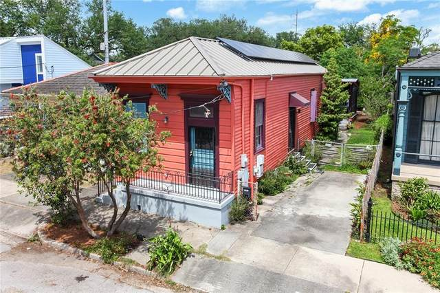 2443 Laharpe Street, New Orleans, LA 70119 (MLS #2294906) :: Turner Real Estate Group