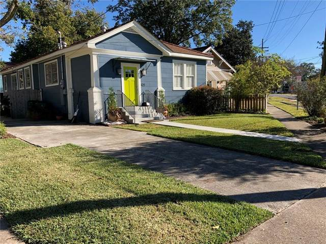421 Hamilton Street, Gretna, LA 70053 (MLS #2294913) :: Crescent City Living LLC