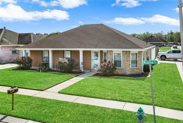 2701 Meadow Drive, Violet, LA 70092 (MLS #2294918) :: Turner Real Estate Group