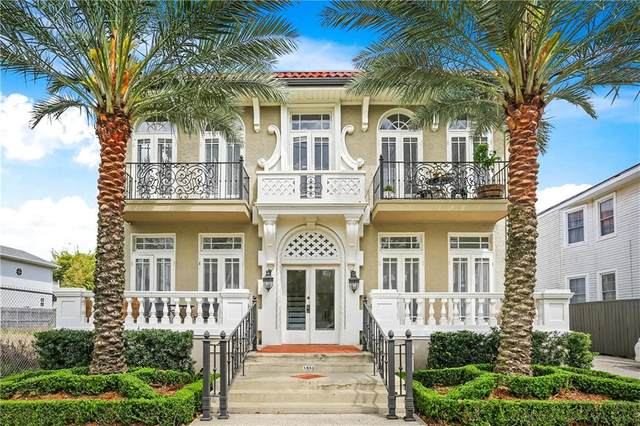 1809 Napoleon Avenue B, New Orleans, LA 70115 (MLS #2294934) :: Amanda Miller Realty