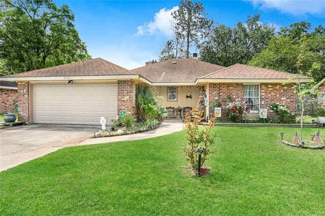 219 Tasmania Court, Slidell, LA 70458 (MLS #2294969) :: Turner Real Estate Group