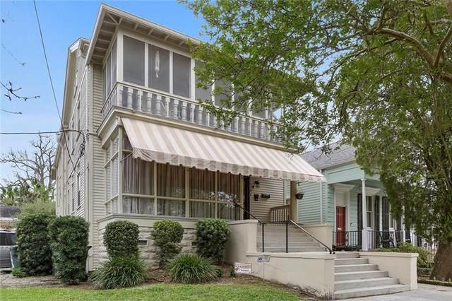 2105 07 Octavia Street, New Orleans, LA 70115 (MLS #2295013) :: Turner Real Estate Group