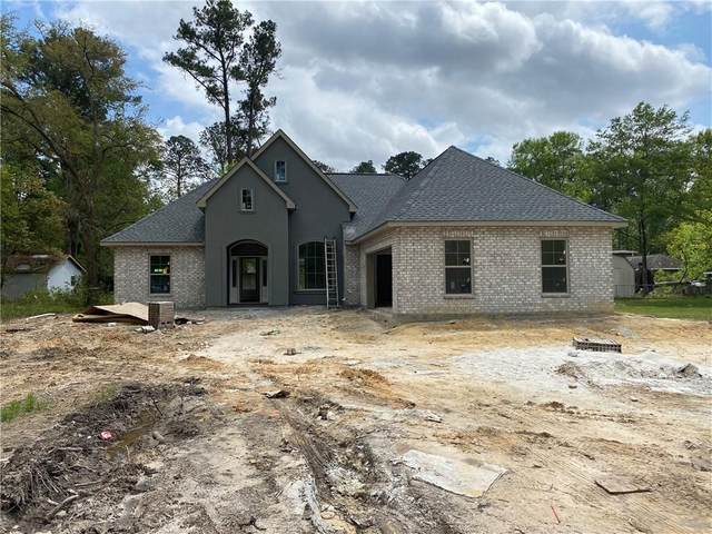 341 Alan Circle, Slidell, LA 70458 (MLS #2295025) :: Amanda Miller Realty