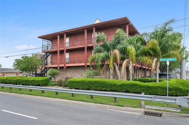 1448 Carrollton Avenue #203, Metairie, LA 70005 (MLS #2295041) :: Keaty Real Estate