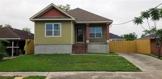 3945 Odin Street, New Orleans, LA 70126 (MLS #2295045) :: Top Agent Realty