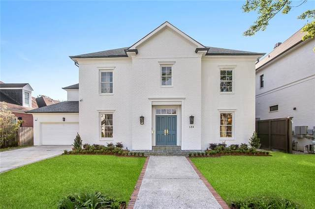 123 Sycamore Drive, Metairie, LA 70005 (MLS #2295071) :: Turner Real Estate Group