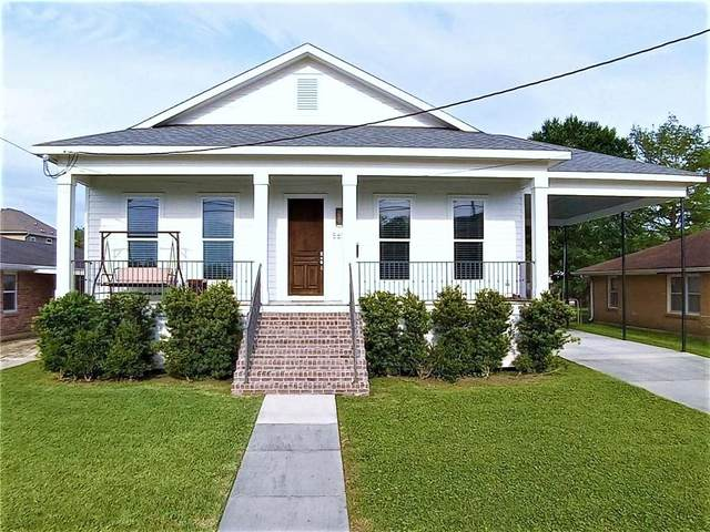 5611 Paris Avenue, New Orleans, LA 70122 (MLS #2295115) :: Satsuma Realtors
