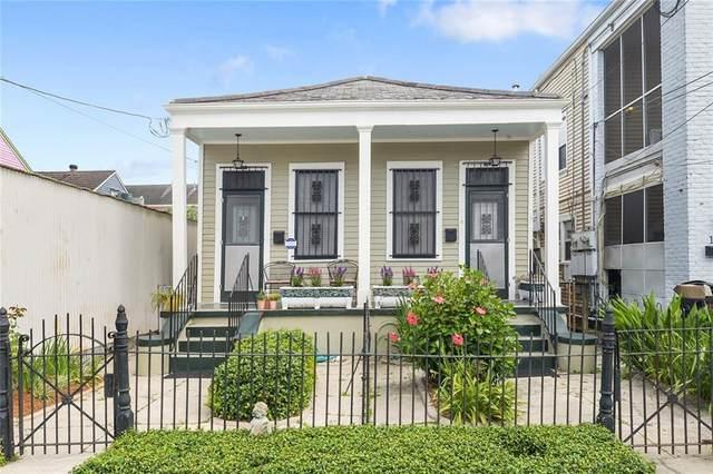 126 N Bernadotte Street, New Orleans, LA 70119 (MLS #2295126) :: Robin Realty