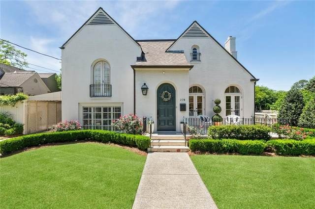 278 Bellaire Drive, New Orleans, LA 70124 (MLS #2295157) :: The Sibley Group