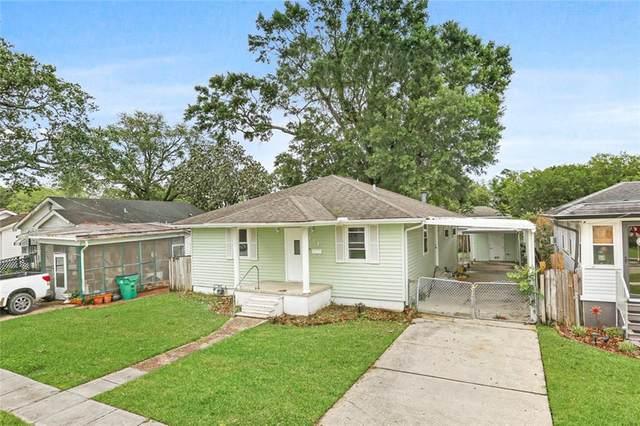 421 Montgomery Avenue, Metairie, LA 70003 (MLS #2295159) :: Reese & Co. Real Estate