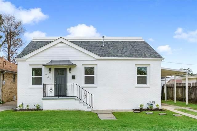 921 N Turnbull Drive, Metairie, LA 70001 (MLS #2295171) :: Turner Real Estate Group