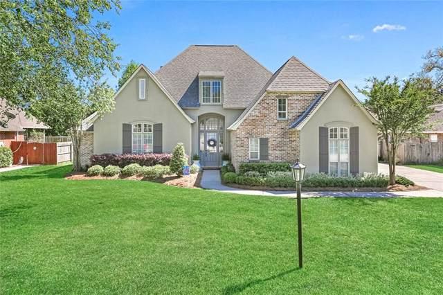 1441 Woodmere Drive, Mandeville, LA 70471 (MLS #2295172) :: Turner Real Estate Group