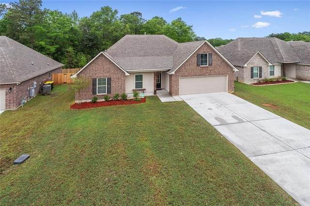 750 Red Pine Drive, Ponchatoula, LA 70454 (MLS #2295188) :: Crescent City Living LLC