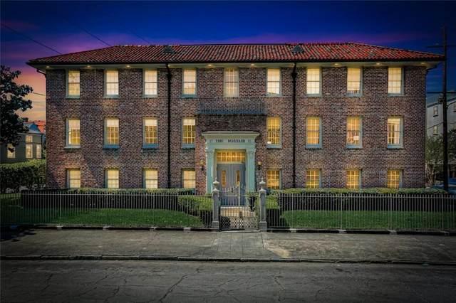 1783 Coliseum Street H, New Orleans, LA 70130 (MLS #2295227) :: Reese & Co. Real Estate