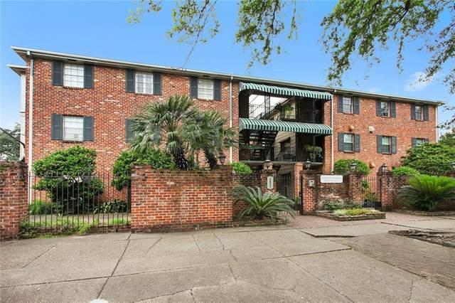 2855 St Charles Avenue #310, New Orleans, LA 70115 (MLS #2295242) :: Turner Real Estate Group