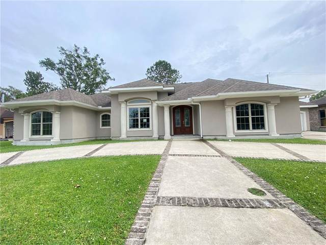 2504 Kismet Street, Marrero, LA 70072 (MLS #2295251) :: The Puckett Team