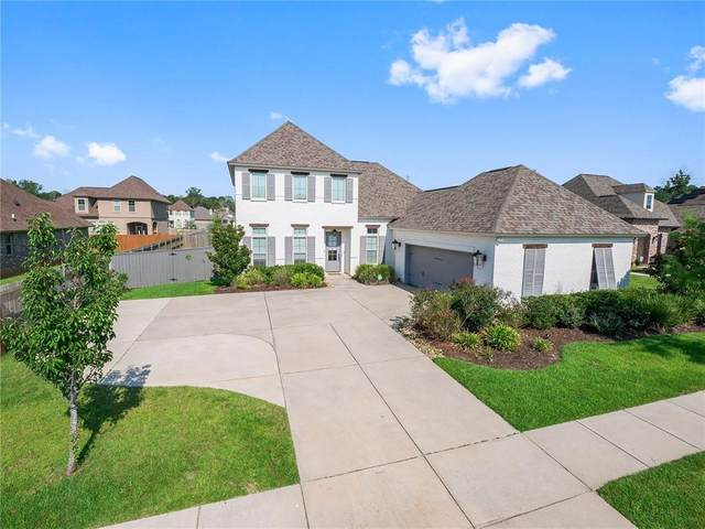 337 Cedar Creek Drive, Madisonville, LA 70447 (MLS #2295254) :: Reese & Co. Real Estate