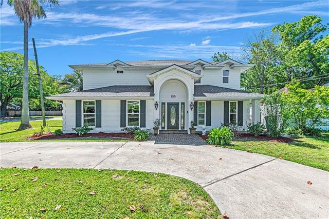 155 Colonial Heights Road, River Ridge, LA 70123 (MLS #2295262) :: Reese & Co. Real Estate