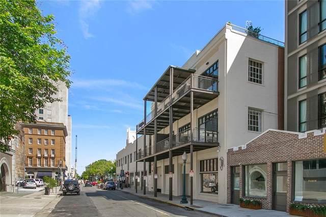 714 Girod Street 3A, New Orleans, LA 70130 (MLS #2295281) :: Nola Northshore Real Estate