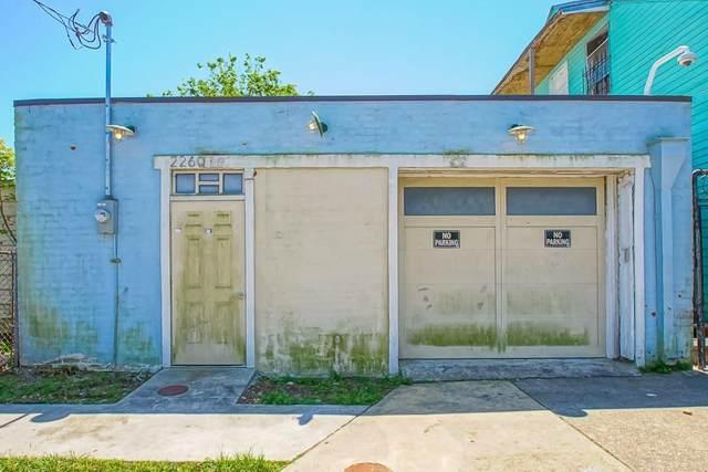 2260 N Derbigny Street, New Orleans, LA 70117 (MLS #2295286) :: The Sibley Group