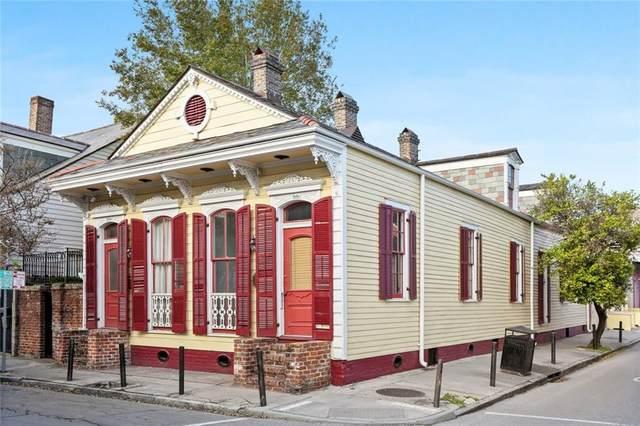 1109 Burgundy Street, New Orleans, LA 70116 (MLS #2295303) :: Reese & Co. Real Estate