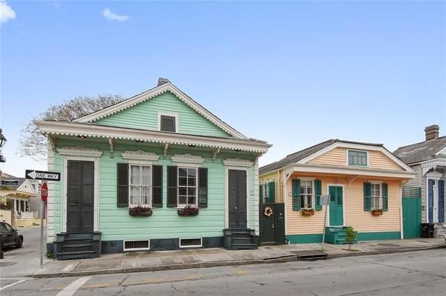 935-941 Ursulines Avenue, New Orleans, LA 70116 (MLS #2295308) :: Turner Real Estate Group