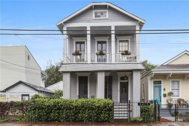 2818 Constance Street #2, New Orleans, LA 70115 (MLS #2295315) :: Reese & Co. Real Estate