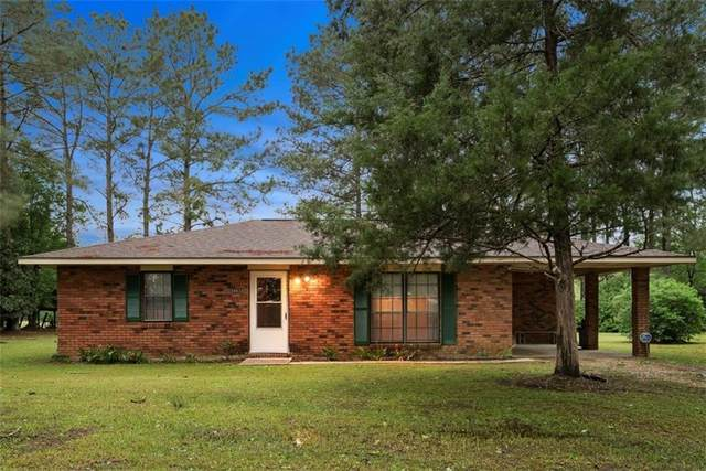 59833 Dykes Lane, Amite, LA 70422 (MLS #2295337) :: Reese & Co. Real Estate