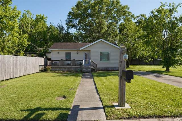 3018 Scott Street, Jefferson, LA 70121 (MLS #2295417) :: The Sibley Group