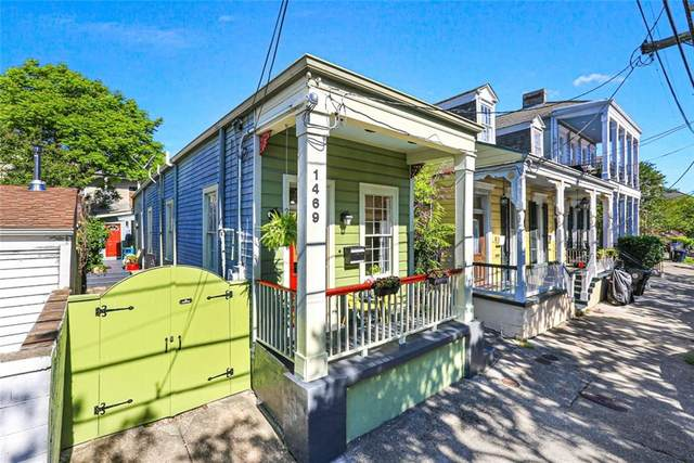 1469 Annunciation Street, New Orleans, LA 70130 (MLS #2295426) :: Reese & Co. Real Estate
