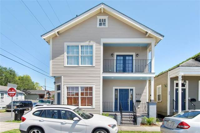 500 02 S Hennessy Street, New Orleans, LA 70119 (MLS #2295456) :: Parkway Realty