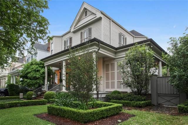 1505 Arabella Street, New Orleans, LA 70115 (MLS #2295466) :: The Sibley Group