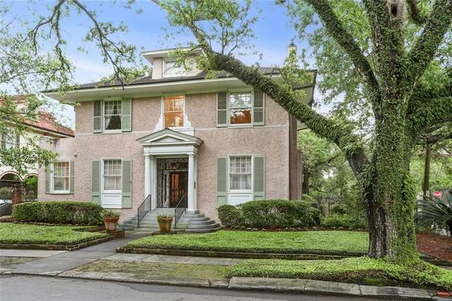1 Richmond Place, New Orleans, LA 70115 (MLS #2295477) :: The Sibley Group