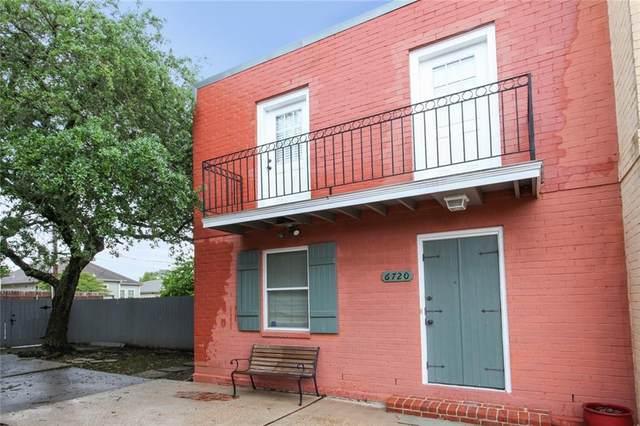 6720 Argonne Boulevard #6720, New Orleans, LA 70124 (MLS #2295499) :: The Sibley Group